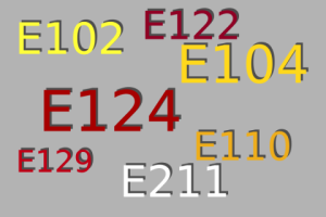 E-добавки