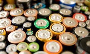 Организация места для сбора отработанных батареек