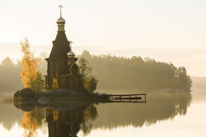 Церковь и охрана окружающей среды