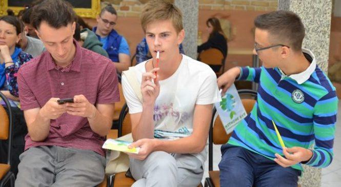 В Вильнюсе прошла «Школа молодежного служения» на экологическую тематику