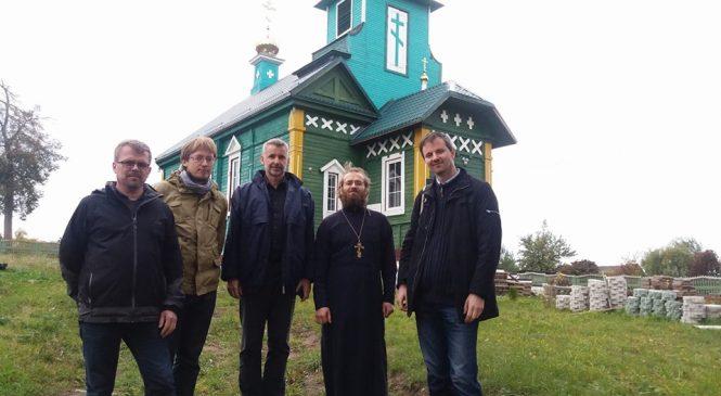 Представители Европейской христианской экологической сети посетили Беларусь