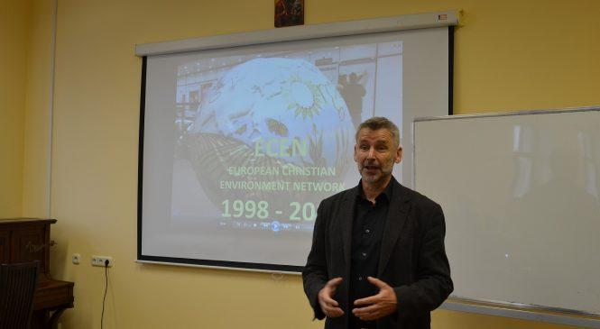 «Христианство и проблемы экологии». Как прошел круглый стол в Минской духовной академии