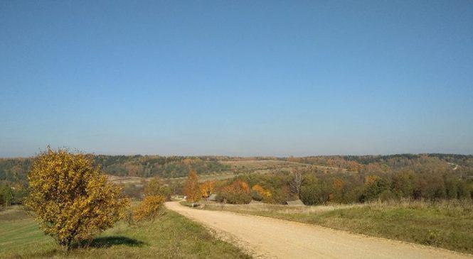 Пешеходный маршрут «Дорогой тишины» в Беларуси