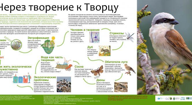 Новая экологическая тропа «Через творение к Творцу» появится на территории православного монастыря