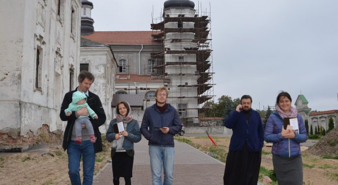 2-3 октября состоялась экологическая экспедиция в Калинковичский район Гомельской области